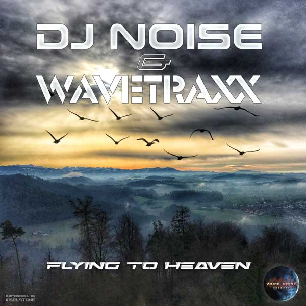 DJ Noise & Wavetraxx - Flying To Heaven